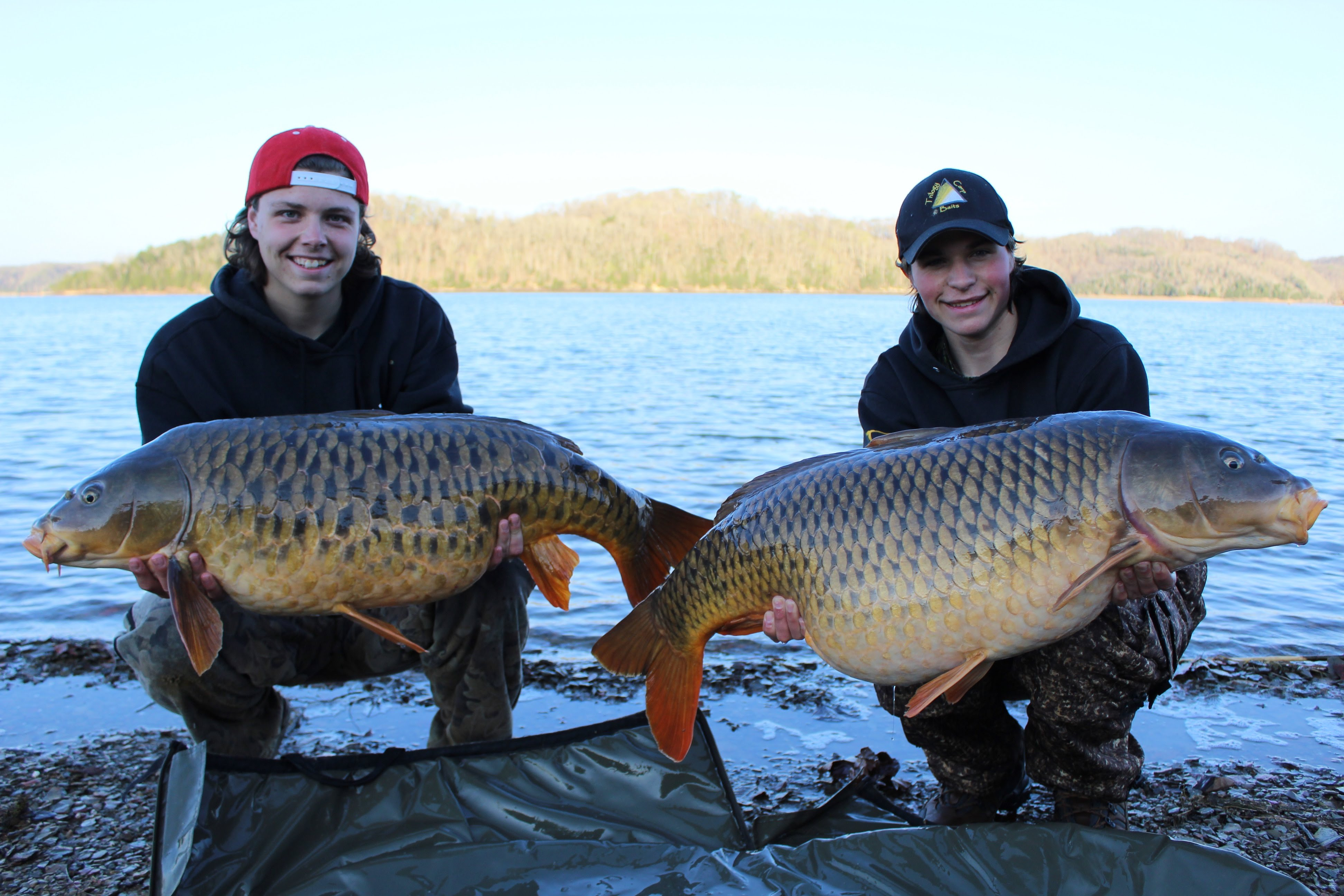 A trip to remember dale hollow u s carp angling carp for Canadian fishing trips cheap
