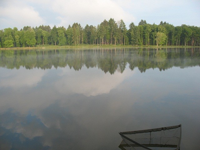 22 acre Grand Orient, a lake that Jim and myself have fished recently